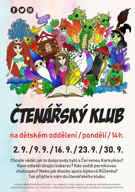 Čtenářský klub