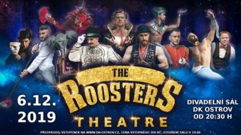 THE ROOSTERS THEATRE