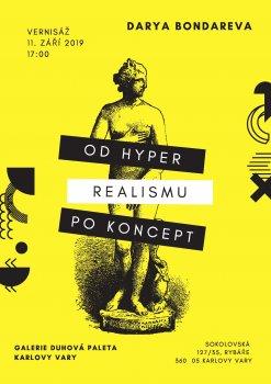 Od Hyperrealismu po koncept