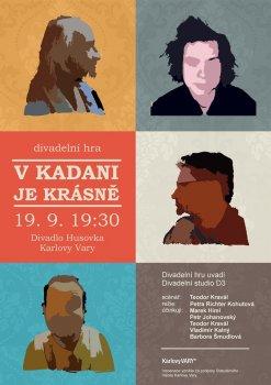 Teodor Kravál: V Kadani je krásně
