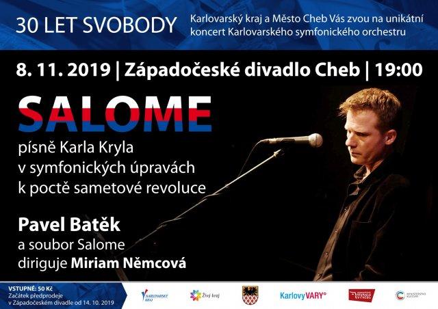 Slavnostní koncert k 30. výročí 17. listopadu