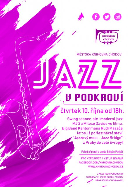 Jazz v podkroví.