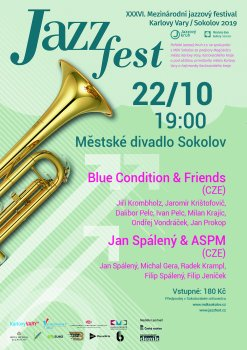 !!!ZRUŠENO!!! JAZZFEST Karlovy Vary – Sokolov