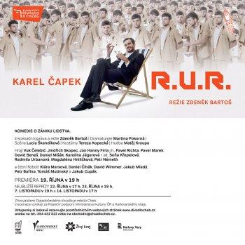 R.U.R. / Karel Čapek