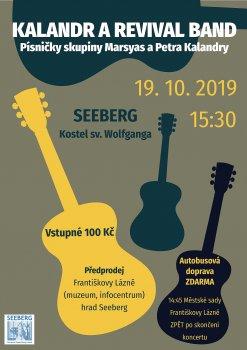 ST. WOLFGANG-KIRCHE: Herbstkonzert in Seeberg