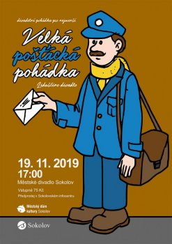 Liduščino divadlo: Velká pošťácká pohádka