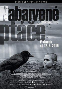 Nabarvené ptáče (ČR/SR/UKR) - 2019