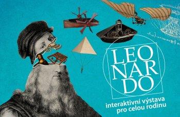 LEONARDO – Cesta do tvořivé mysli renesančního génia Leonarda da Vinci