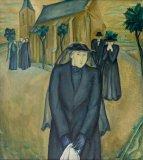 Miloslav Holý: Vdova (1922)