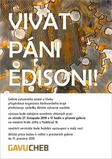 Vivat páni Edisoni!