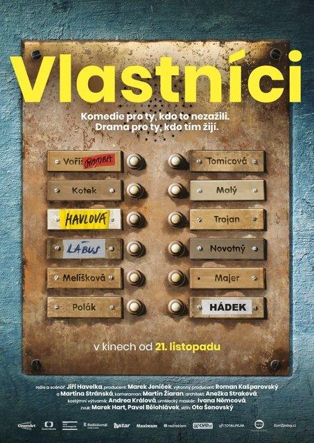 Vlastníci (ČR) - 2019