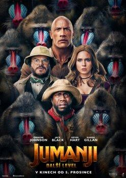 Jumanji: Další level (2019)