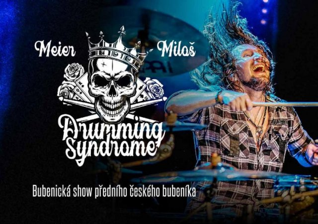 Miloš Meier - Drumming syndrome