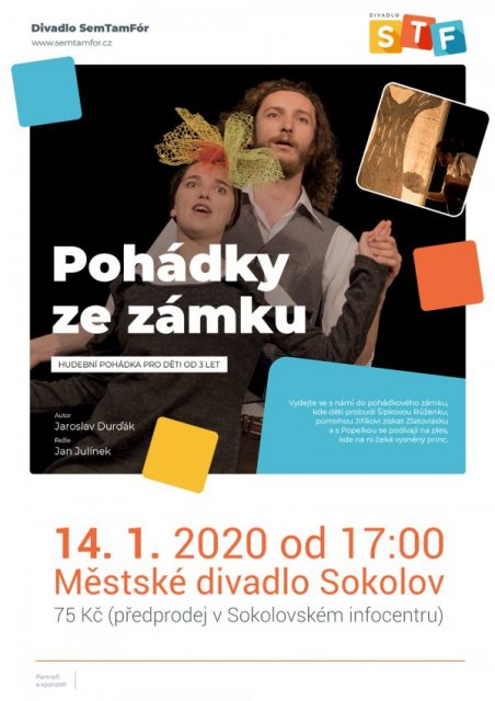 Pohádky ze zámku - Divadlo SemTamFór