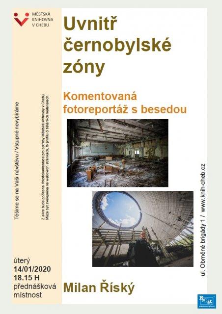 Uvnitř černobylské zóny - Milan Říský