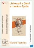 Listování a autorské čtení z románu Tylda - Richard Pachman