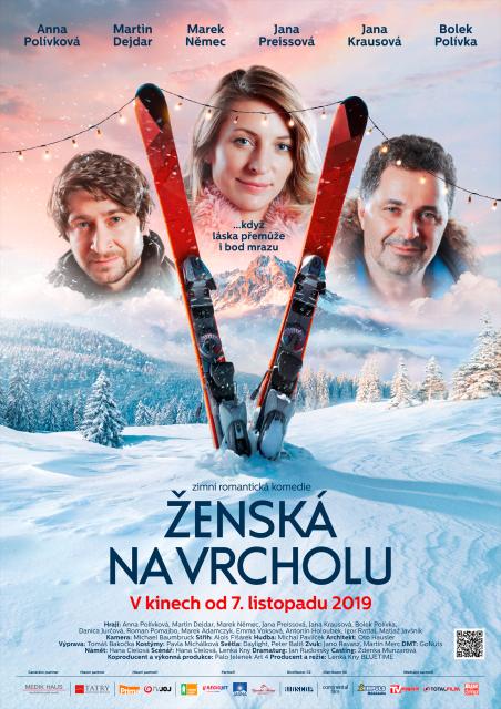 Ženská na vrcholu (ČR) - 2019 (Projekce pro seniory)