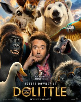 Dolittle (USA) - 2020