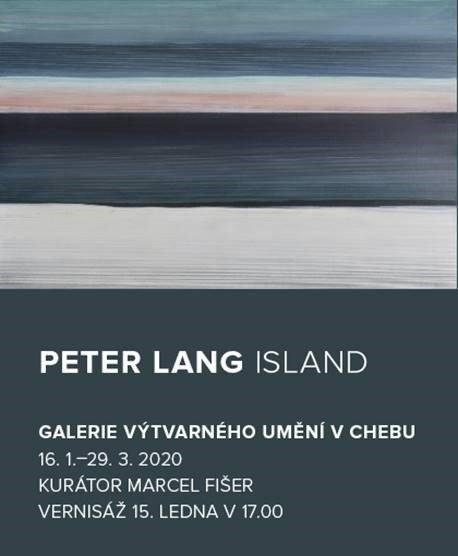 Peter Lang, Island - VERNISÁŽ