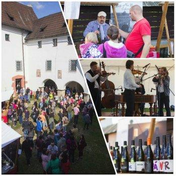 VI. Festival vína na hradě Seeberg
