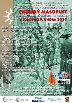 Chebský Masopust 2020