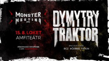 Monster Meeting 2020: Dymytry & Traktor