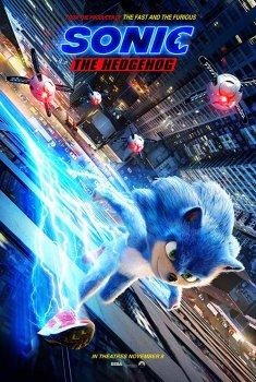 Ježek Sonic (USA/JAP) - 2020