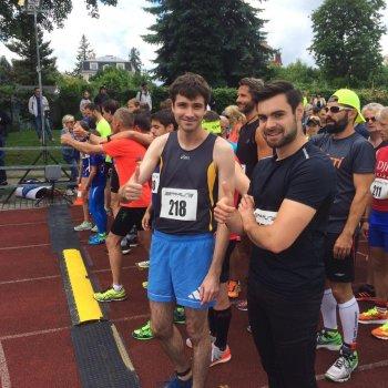 Spa Run Марианске-Лазне