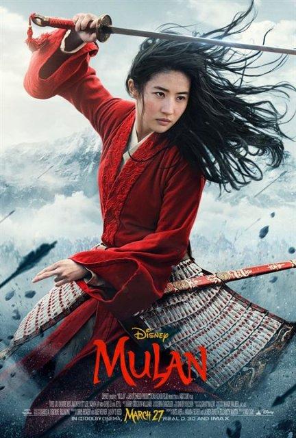 PREMIÉRA Mulan