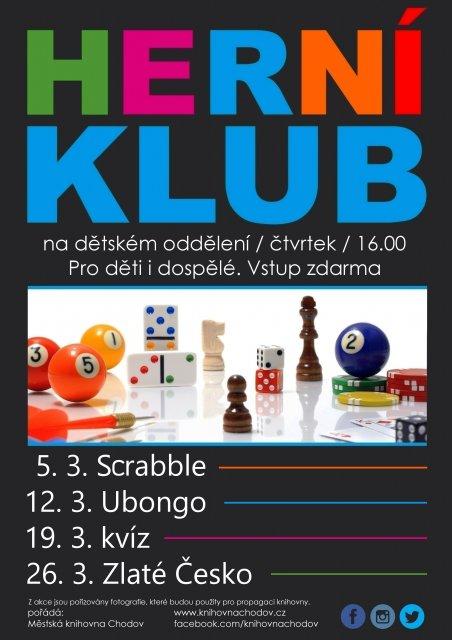 Herní klub - Zlaté Česko