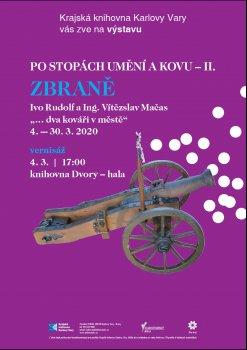 Ivo Rudolf: Zbraně