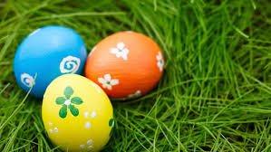 1.MŠ Karlovy Vary: Velikonoční výstava