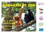 Kamarádi ze ZOO - povídání o zvířatech a přírodě s odborníky ze Zoologické a botanické zahrady města Plzně