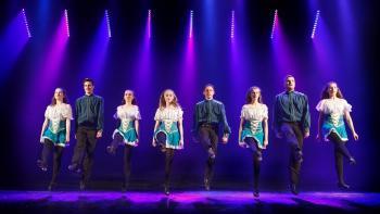 Irská taneční show - Rytmus v srdci