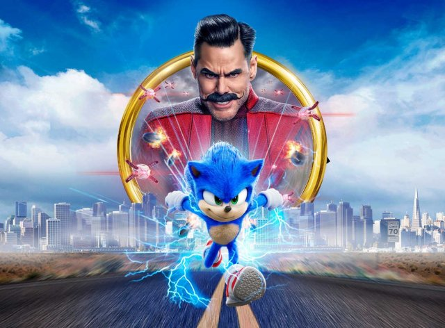 Ježek Sonic