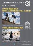 GALERIE 4 | David Těšínský - Fotka jako zbraň, fotka jako lék