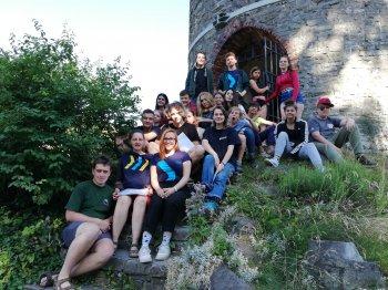 Mezinárodní workcamp na Horním hradě