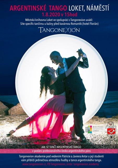 Argentinské tango v Lokti