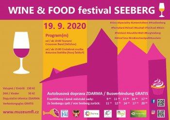 HRAD SEEBERG: Wine & food festival