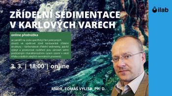 Zřídelní sedimentace v Karlových Varech