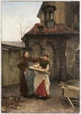 Vojtěch Bartoněk, Na scestí, 1887