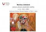 Martina Lebedová - výstava amatérské malířky